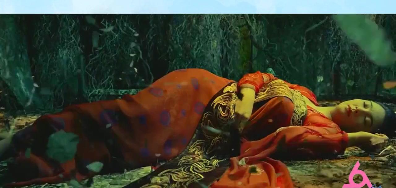 古风妖女群像,遇徐若侨烟嗓《年轮》,是谁不食人间烟火