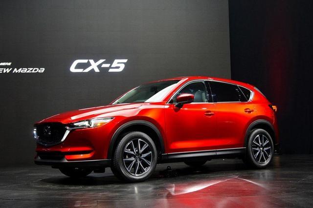 """5款安全性比较高的车型,有的还堪称是""""最安全的中国车"""""""