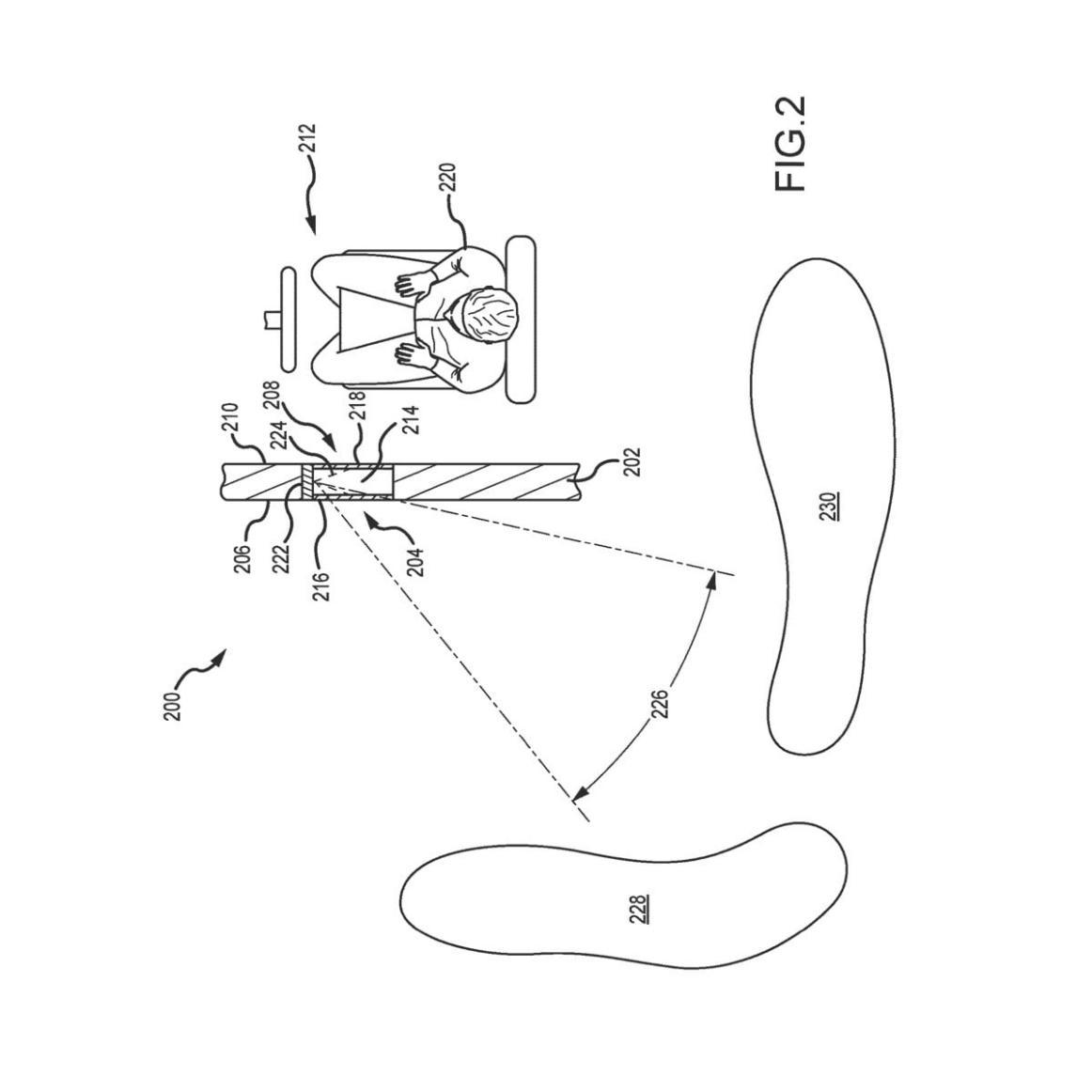 苹果新专利获批:有效消除汽车A柱视野盲区