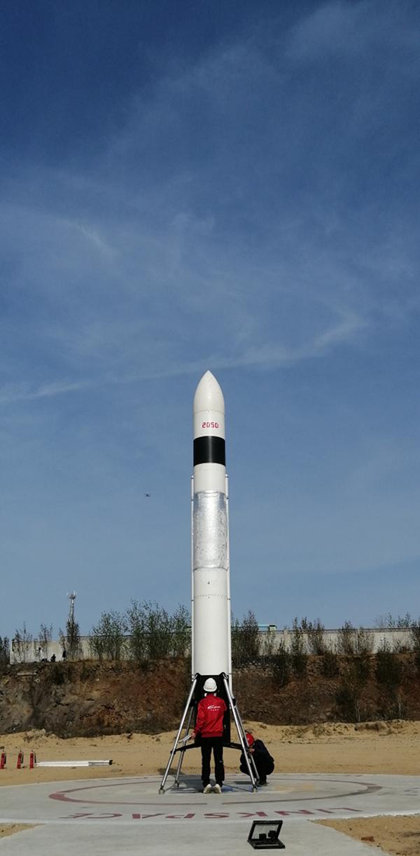 火箭的简单结构