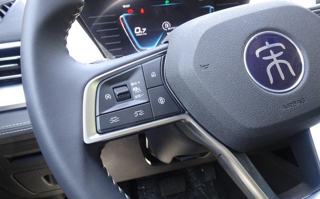 试驾|撒野7小时,宋Pro颜值上线,十万级SUV配全速自适应巡航功能