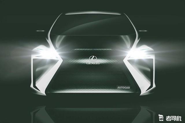 雷克萨斯发力新能源 首款纯电概念车亮相2019东京车展
