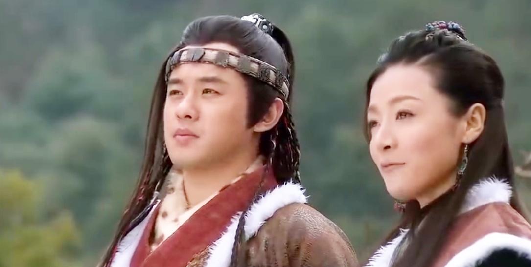 薛丁山:薛仁贵要杀薛丁山,窦仙童却愿用自己的命来换