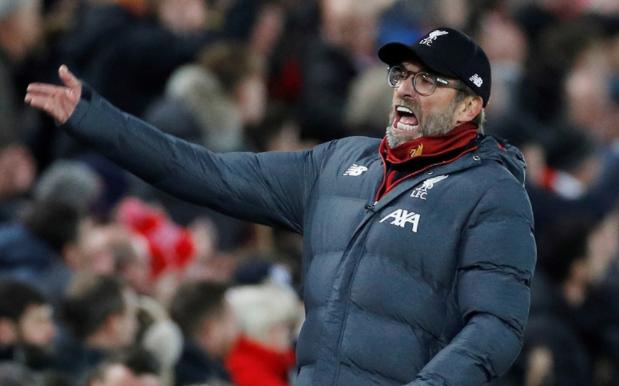 利物浦3-1擊敗曼城刷爆紀錄!延續主場神跡,首個英超冠軍就在眼前