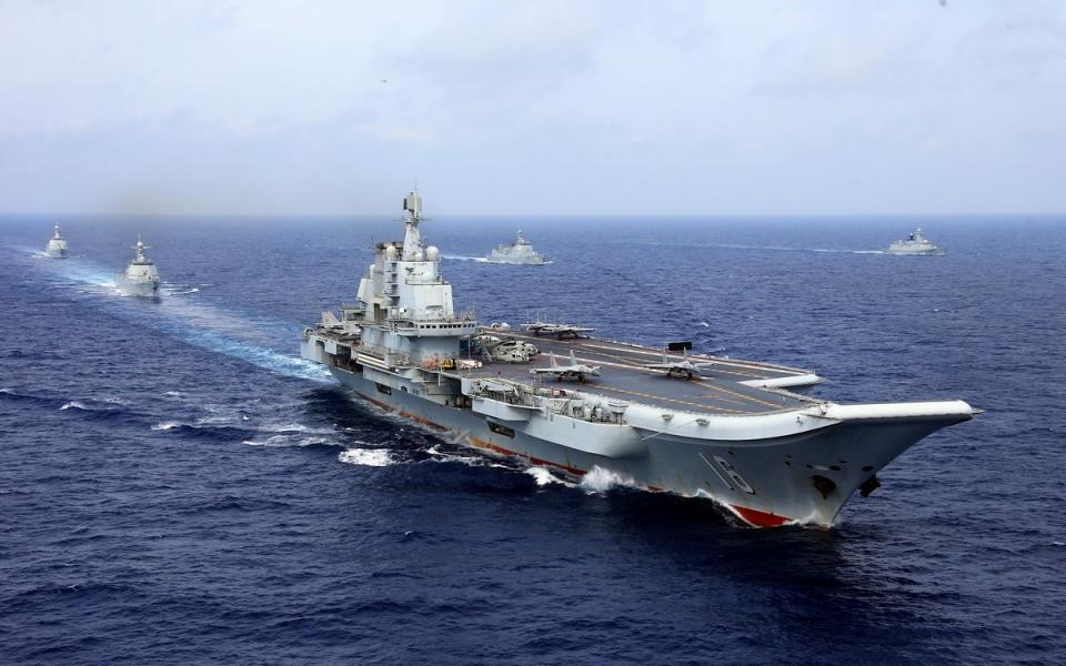 歼20战机击败歼31登上中国第3艘航母?很快有分晓