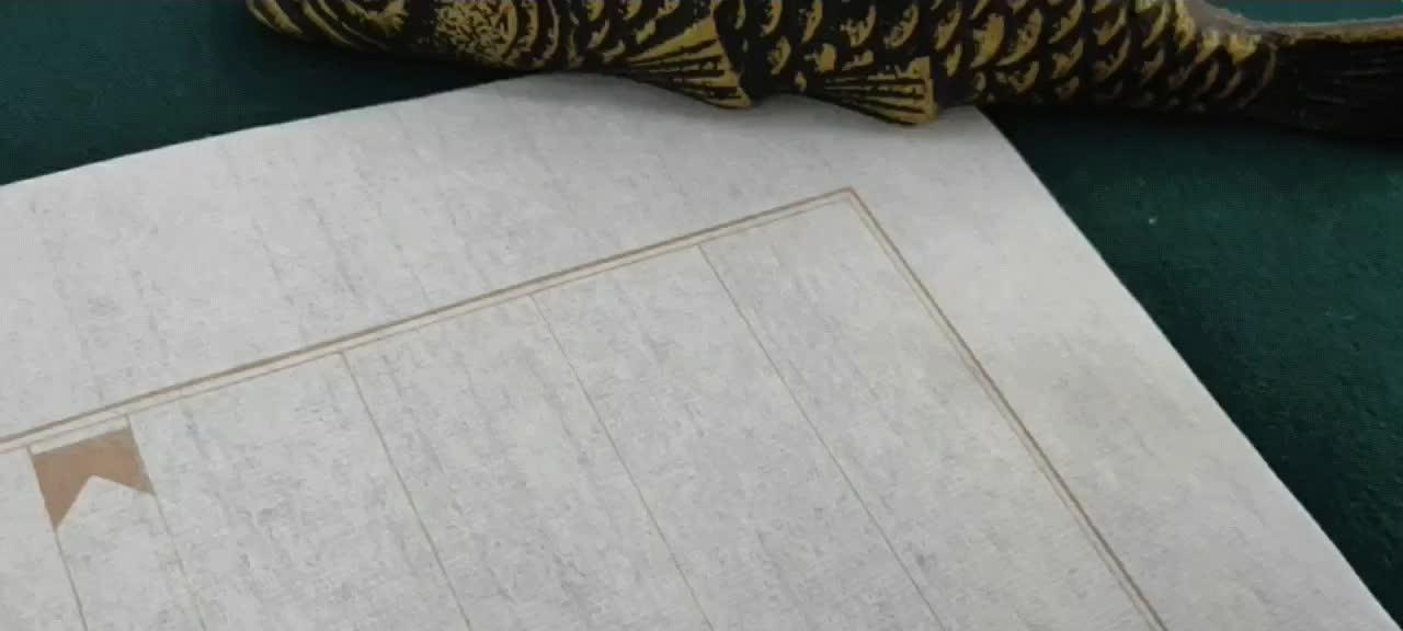 练字书法的民间高手,深藏30载,李清照的《一剪梅》诗词写绝了omg技巧图片