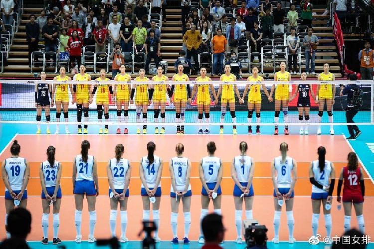 十连胜+第十个世界冠军,中国女排创造历史