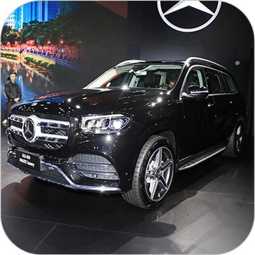 奔驰最新旗舰豪华SUV即将上市,这款GLS你觉得值多少万?