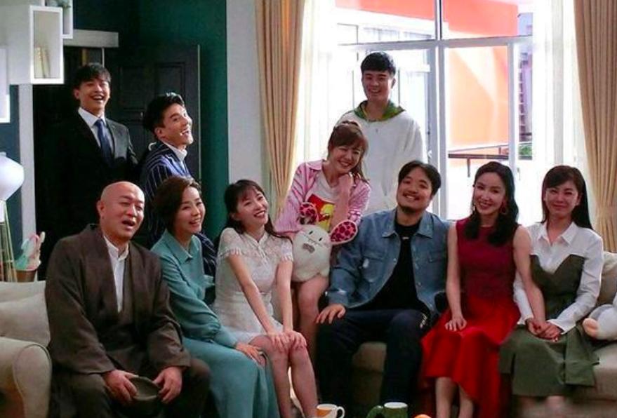 美嘉子乔 爱情公寓5拍摄被路透,美嘉子乔结婚,观众:终于要修成正果?