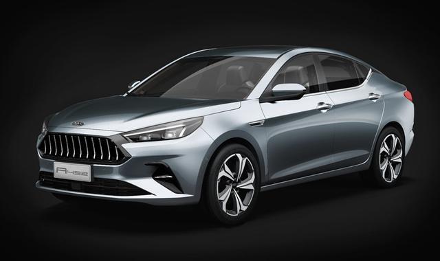 """这款国产轿车官图发布,美过CC!网友惊呼:中国车设计""""大跃进"""""""