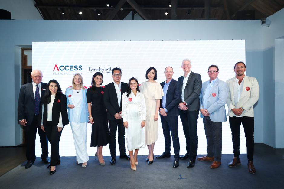 Access集团运筹帷幄国际小众品牌 决胜中国市场