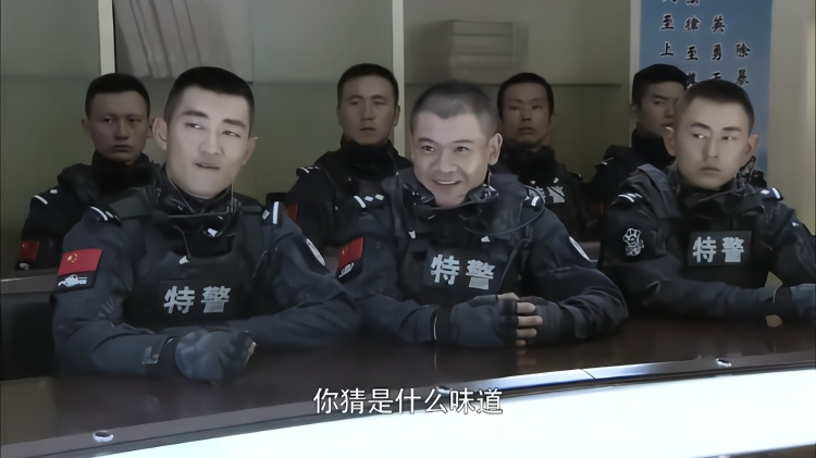 特警力量:一听说对手以前是军人,特警兄弟们顿时有了兴趣