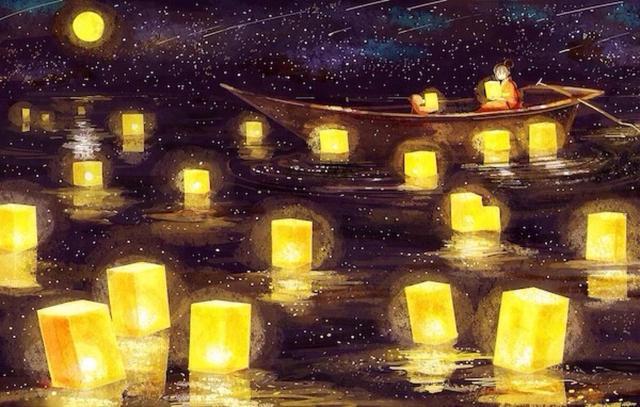8月15中元节,鬼节还是祭祖日?