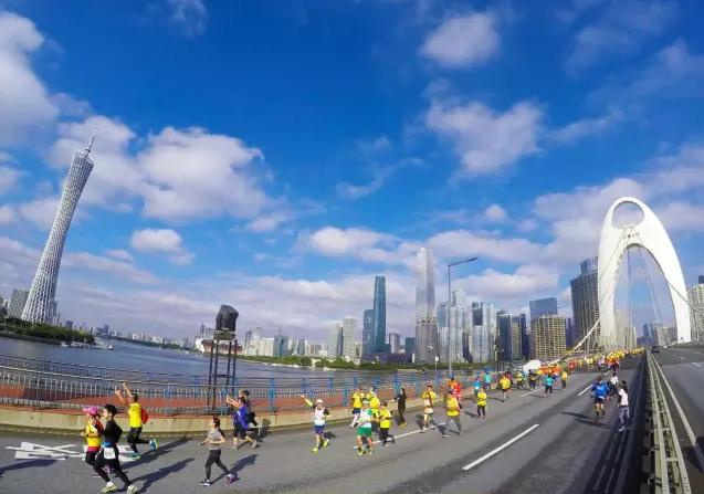 第八届广州马拉松摄影大赛开始啦