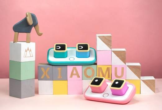 魔粒小木机器人上架小米有品:含300多款益智学习游戏