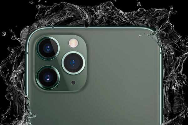 国际超模晒iPhone 11 Pro Max夜晚样张:对比iPhon