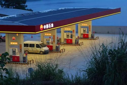 """本月油价喜提""""第二降"""",车主别不在意,这次降的有点多"""