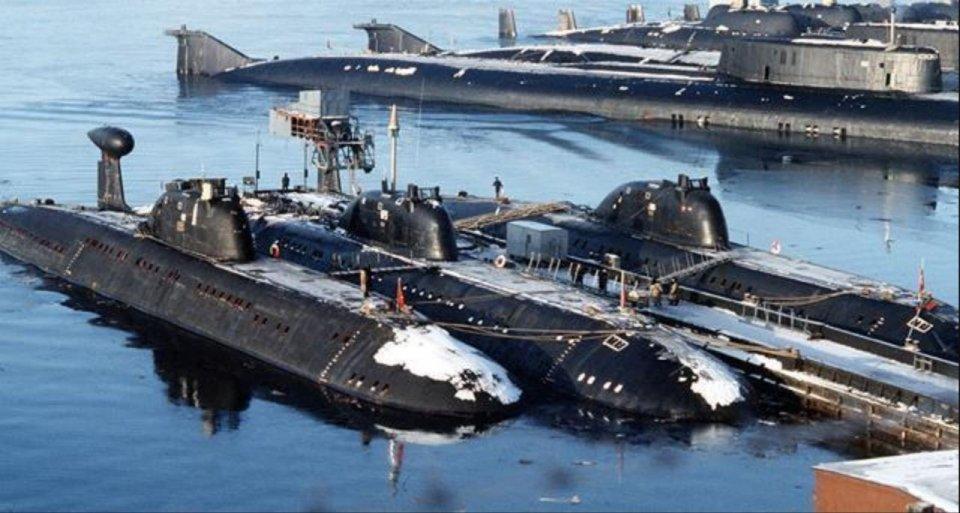 俄罗斯的北方舰队和英国皇家海军火并 谁能够笑到最后?