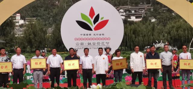 """中国巅峰之宴为何要打造姚安""""古大今小""""的荷花宴"""