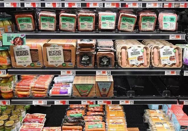 """人造肉市场火爆美国肉业巨头从""""肉""""变""""素"""" 美国人造肉将走上餐桌"""