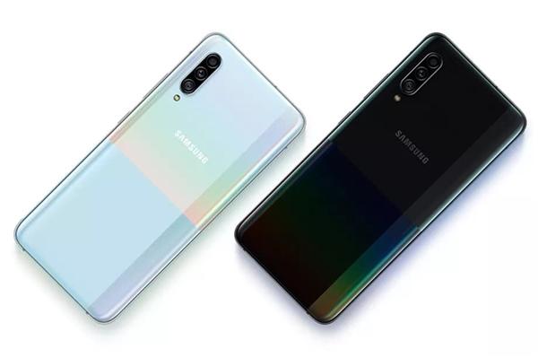 a90 三星发布Galaxy A90 5G手机:支持Sub 6GHz、4500mAh电池