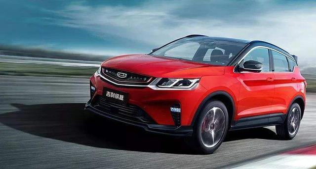 公认最省油的4款国产SUV,价格不到10万,月薪3000也养得起