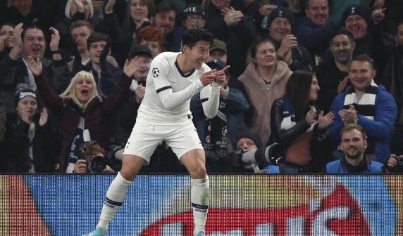 5-0!熱刺刷新隊史137年紀錄!孫興慜追平傳奇,正式成為亞洲一哥