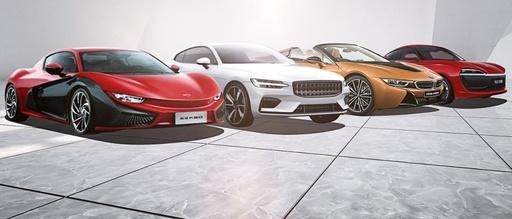 主打高性能,这些新能源跑车值不值得买?