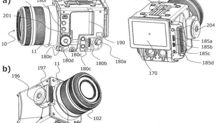 佳能即将推出一款新的射频摄像机?