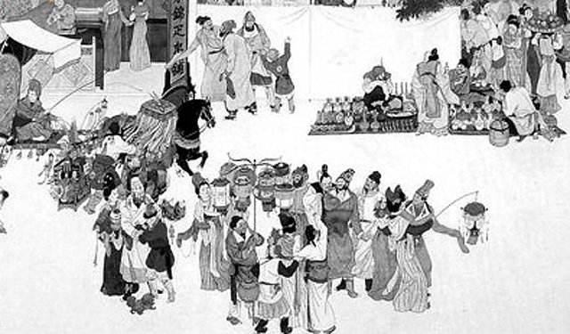 鲜为人知的唐代南口问题,南方人被卖为奴,广东人与昆仑奴等价