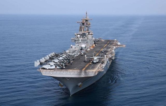 两栖攻击舰和轻型航母有何不同?二者角色能互换吗?