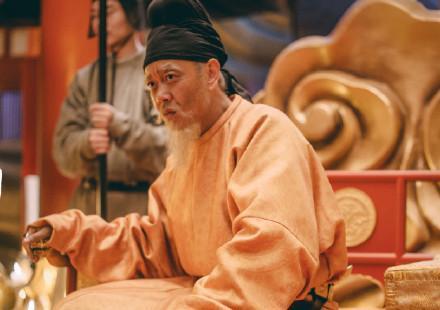 活在李必口中的圣人露脸了!他是海清的徒弟,也是身家过亿的富豪