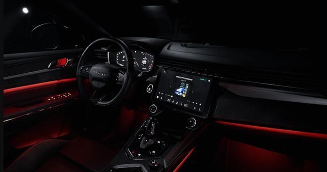 国产高端销量第一品牌!全新轿跑SUV越来越帅,又要火了?