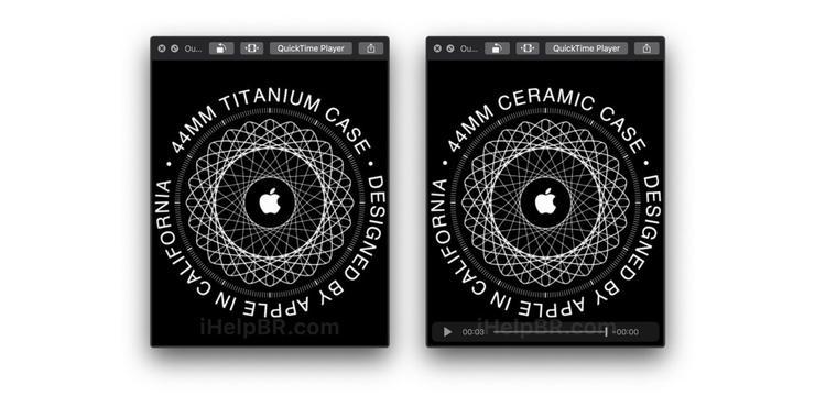 今年秋季苹果将推出陶瓷款和钛材质的新款Apple Watch
