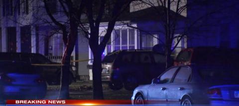 枪声又响!美国奥罗拉市凌晨突发枪击案 致1死4伤