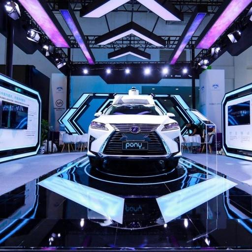 丰田的全球自动驾驶版图「画」到哪一步