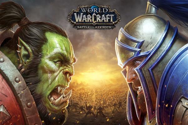 暴雪起诉新浪游戏 指控《Glorious Saga》抄袭魔兽世界