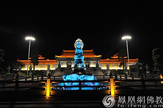中秋佳节 珠海普陀寺将启建传灯
