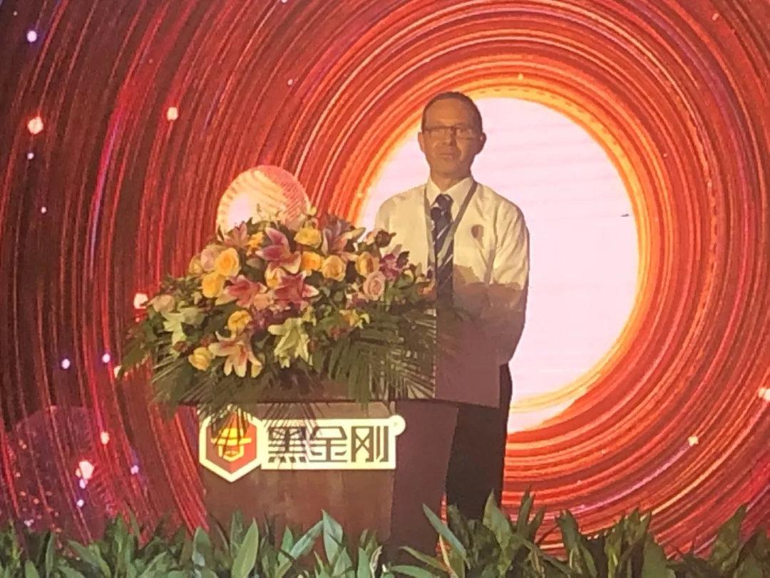 瑞士布勒机械制造有限公司大中华区总裁Andreas Schoch