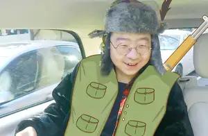 女明星送李诞雷锋帽,李诞直言像打猎,网友乐翻了图片