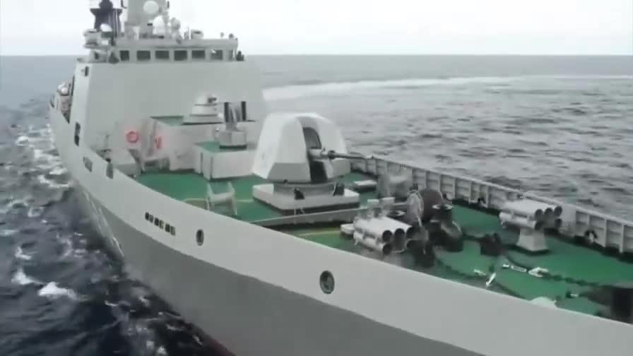 特朗普阴谋已得逞?缅甸开着中国支援军舰讨好美国,大国发出警告