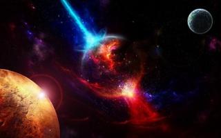 """地球正在不断变大?原因或是""""偷吃""""太阳系内的""""零食""""图片"""