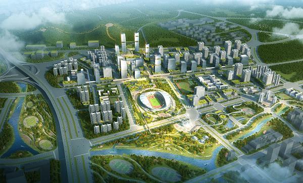 规划曝光!广州南站周边拟建超大型专业足球场,或为恒大新主场