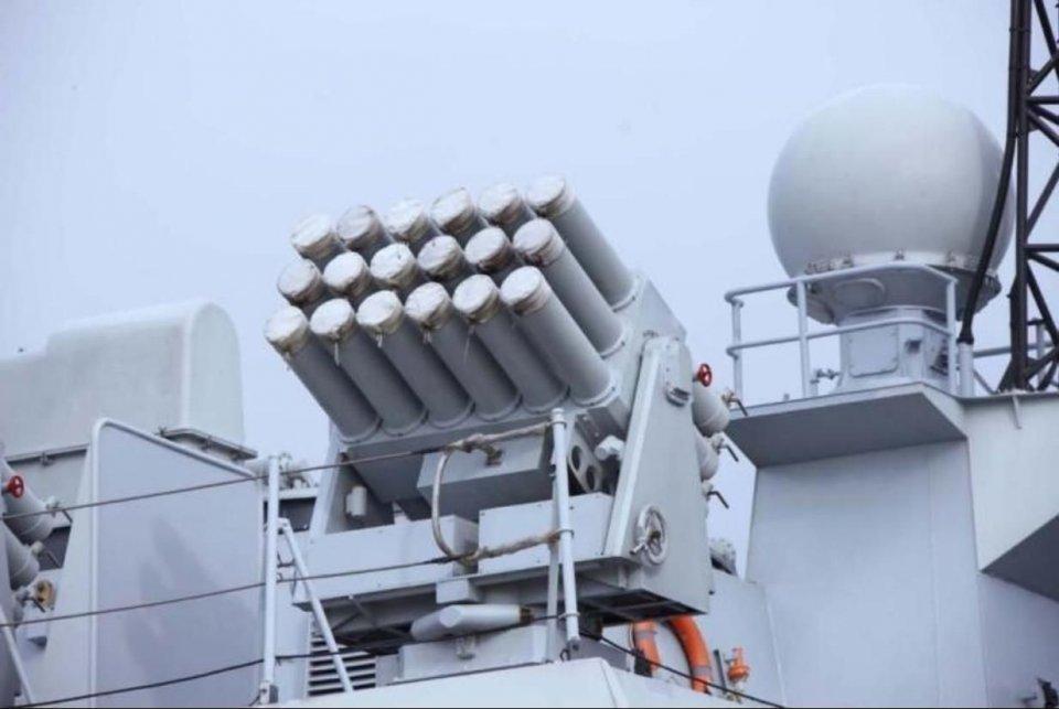 """为何052D还装""""陆军火箭炮""""?它的作用非常重要"""