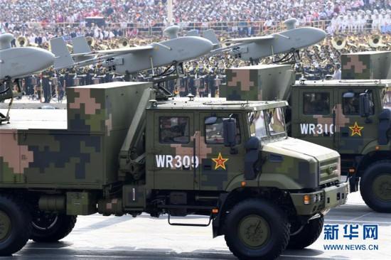 美媒高度关注国庆阅兵:这些武器装备太先进了