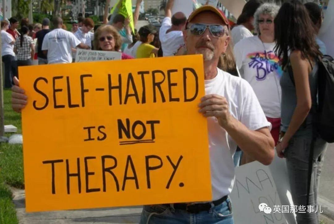 """创办机构20年专""""治疗""""同性恋,创始人宣布:我也是同性恋"""
