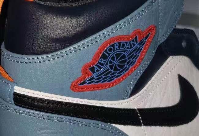 细节也酞多了吧!Air Jordan(空中飞人) 1 x Facetasm 实物曝光