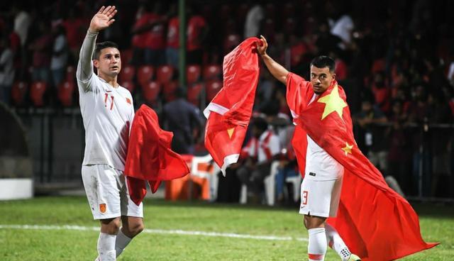 世预赛小组最新形势:叙利亚变身纸老虎,国足进12强赛或已无悬念