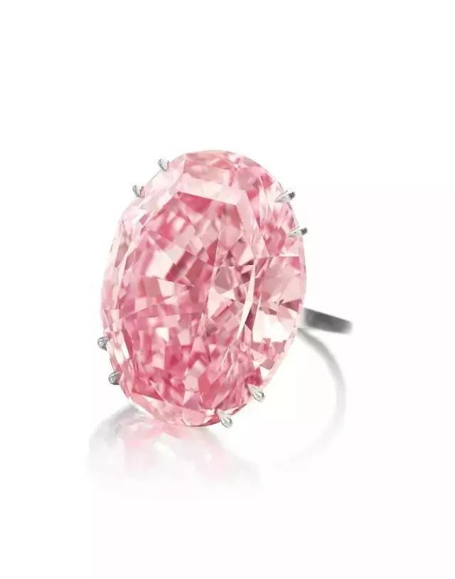 彩色宝石那么多,粉钻除了贵还有什么?