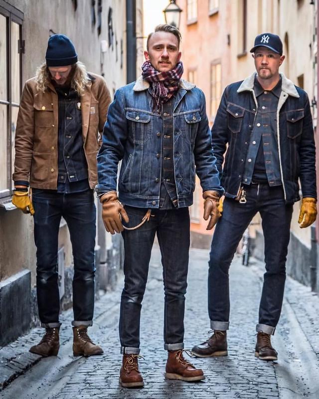 从复刻Levi's(李维斯)到成为经典,日本的牛仔裤怎么就超越美国了?